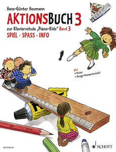 Piano Kids, Aktionsbuch. Bd.3 | Dodax.de