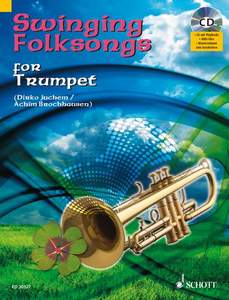 Swinging Folksongs for Trumpet | Dodax.nl