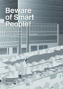 Beware of smart people! Redefining the smart city paradigm towards inclusive urbanism | Dodax.co.uk