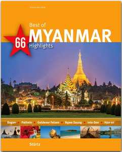 Best of MYANMAR - 66 Highlights | Dodax.at