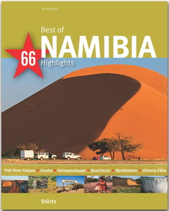 Best of Namibia - 66 Highlights | Dodax.co.uk