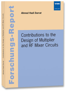 Contributions to the Design of Multiplier and RF Mixer Circuits | Dodax.ch