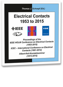 Electrical Contacts 1953 to 2015 | Dodax.es