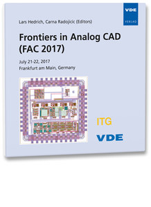 Frontiers in Analog CAD (FAC 2017), CD-ROM | Dodax.at