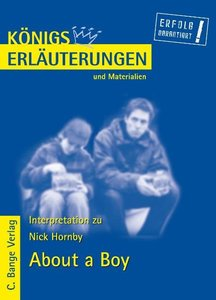 Interpretation zu Nick Hornby 'About a Boy' | Dodax.ch