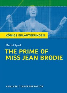 Muriel Spark 'The Prime of Miss Jean Brodie' | Dodax.ch