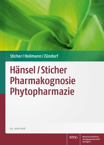 Hänsel/ Sticher Pharmakognosie Phytopharmazie | Dodax.fr