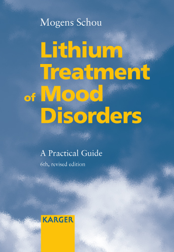 Lithium Treatment of Mood Disorders | Dodax.ch