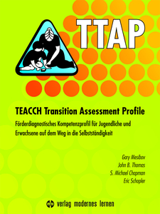 TTAP - TEACCH Transition Assessment Profile | Dodax.at