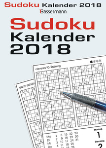 Sudokukalender 2018 | Dodax.at