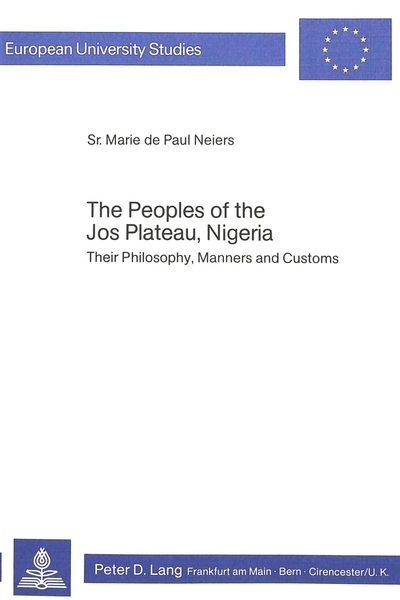 The Peoples of the Jos Plateau, Nigeria | Dodax.at