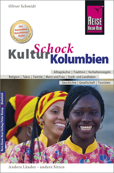 Reise Know-How KulturSchock Kolumbien | Dodax.at