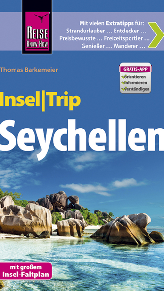 Reise Know-How InselTrip Seychellen | Dodax.at
