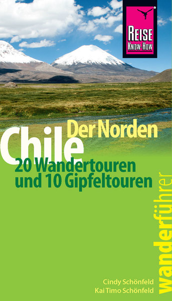Reise Know-How Wanderführer Chile - der Norden | Dodax.ch