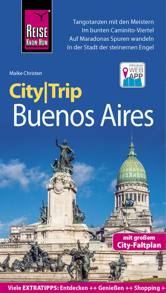 Reise Know-How CityTrip Buenos Aires | Dodax.at