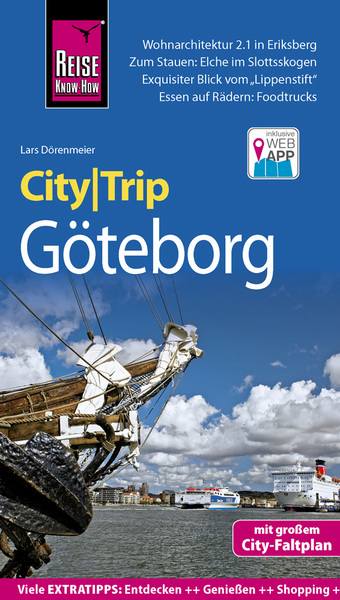 Reise Know-How CityTrip Göteborg | Dodax.fr