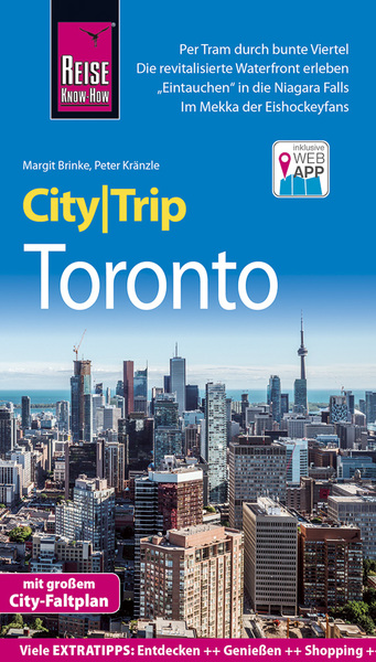 Reise Know-How CityTrip Toronto | Dodax.fr