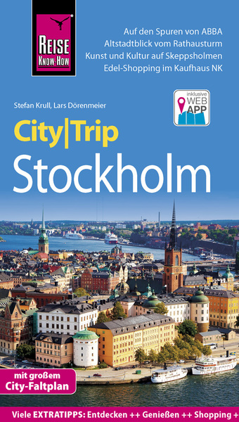 Reise Know-How CityTrip Stockholm | Dodax.fr