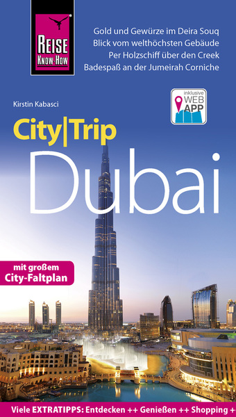 Reise Know-How CityTrip Dubai | Dodax.co.uk