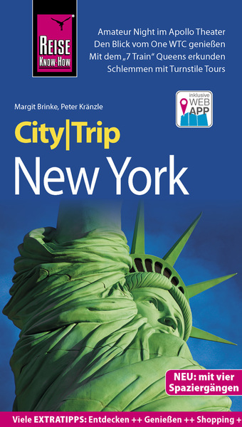 Reise Know-How CityTrip New York | Dodax.at