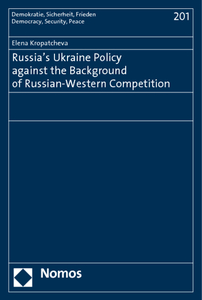 Russia's Ukraine Policy against the Background of Russian-Western Competition   Dodax.ch