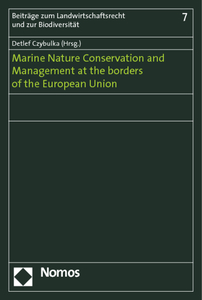 Marine Nature Conservation and Management at the borders of the European Union | Dodax.ch