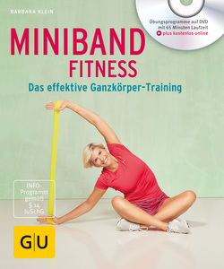 Miniband-Fitness, m. DVD | Dodax.at