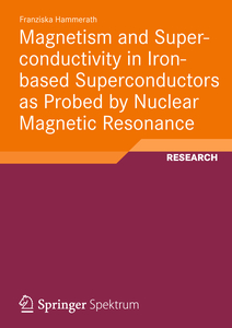Magnetism and Superconductivity in Iron-based Superconductors as Probed by Nuclear Magnetic Resonance | Dodax.ch