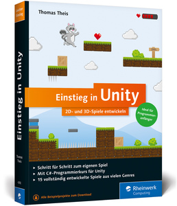 Einstieg in Unity | Dodax.at