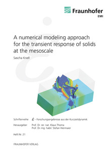 A numerical modeling approach for the transient response of solids at the mesoscale | Dodax.ch