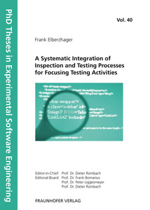 A Systematic Integration of Inspection and Testing Processes for Focusing Testing Activities   Dodax.ch