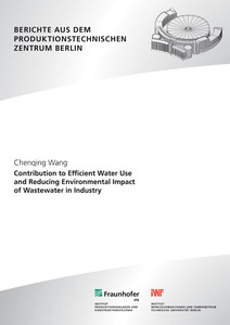 Contribution to efficient water use and reducing environmental impact of wastewater in industry | Dodax.ch