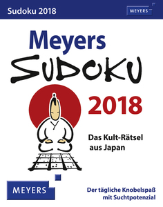 Meyers Sudoku - Kalender 2018 | Dodax.co.uk