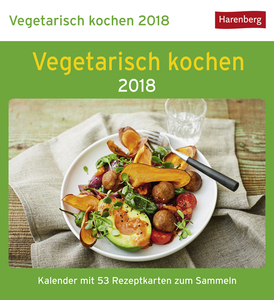 Vegetarisch kochen 2018 | Dodax.at