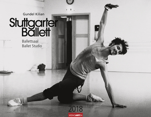 Stuttgarter Ballett - Kalender 2018 | Dodax.co.uk