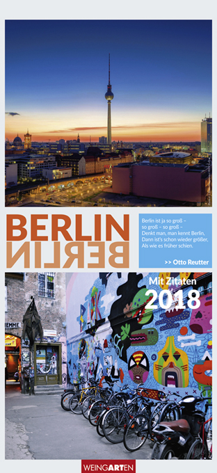 Berlin Berlin 2018 | Dodax.at