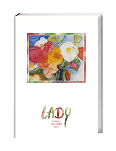 Lady Terminkalender A6 2017 | Dodax.at