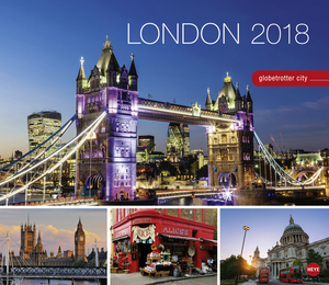 London Globetrotter City - Kalender 2018 | Dodax.at