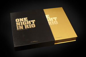 Die Nationalmannschaft - One Night in Rio (Gold-Edition) | Dodax.pl