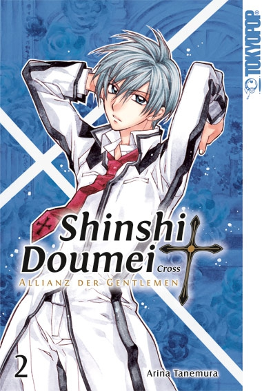 Shinshi Doumei Cross, Sammelband. Bd.2 | Dodax.at