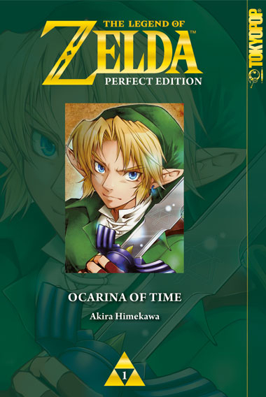 The Legend of Zelda - Perfect Edition - Ocarina of Time | Dodax.at