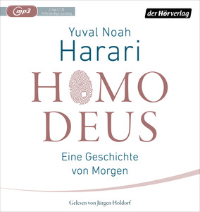 Homo Deus, 2 MP3-CDs | Dodax.de