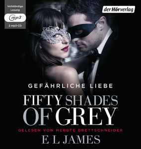 Fifty Shades of Grey - Gefährliche Liebe, 2 MP3-CDs | Dodax.at