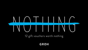 Gift Voucher NOTHING | Dodax.de