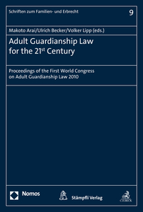 Adult Guardianship Law for the 21st Century | Dodax.ch