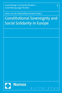 Constitutional Sovereignty and Social Solidarity in Europe | Dodax.pl