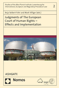 Judgments of the European Court of Human Rights - Effects and Implementation | Dodax.pl