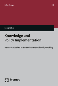 Knowledge and Policy Implementation | Dodax.de