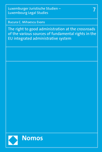 The right to good administration at the crossroads of the various sources of fundamental rights in the EU integrated administrative system | Dodax.pl