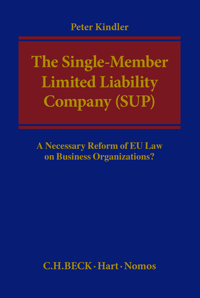 The Single-Member Limited Liability Company (SUP) | Dodax.ch
